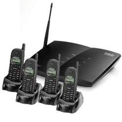 EnGenius DurafonPro Long Range Industrial Cordless Phone System Kit DuraFonPRO-PIB20L