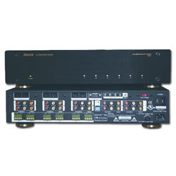 Channel Vision 4-Input 6-Zone Matrix A/V Controller wih 20 Watt Amplifier