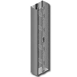 Chatsworth Products Velocity Double-Sided Vertical Cable Manager for 7' Height and 45U Racks