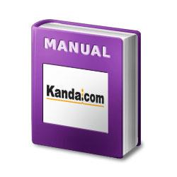 Kanda EKN-2464 System Manual