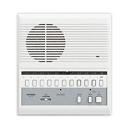 Aiphone 10-Call Selective Call Open Voice Intercom Master Station