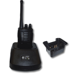 Klein Electronics Inc. Single Unit Charger for 2 Way Radios