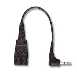 GN Netcom 3.5mm Headset Adapter