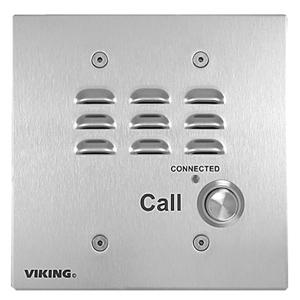 Viking Stainless Steel Handsfree Speaker Phone with Dialer