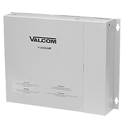 Valcom Power with 6 Zone Talkback Page Control