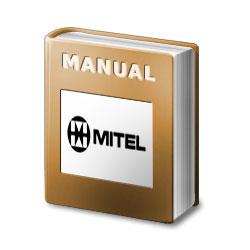 Mitel SX-200 Generic 1001 and 1000 Volume 4 Manual