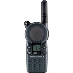 Motorola Single Channel UHF 2-Way Radio (1 Watt), 5 Miles