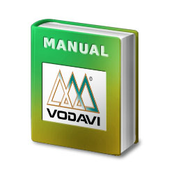 Vertical-Vodavi Starplus 308EX Installation Manual