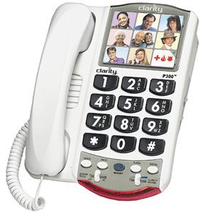Clarity P-300 Photo Phone