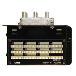 Legrand - On-Q 11x8 Basic Combo Module