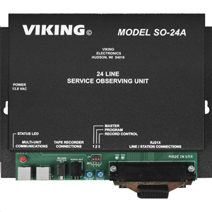 Viking 24 Line Service Observation Unit