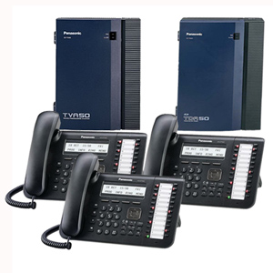 Panasonic KX-TDA50G Digital Phone and Voicemail Bundle