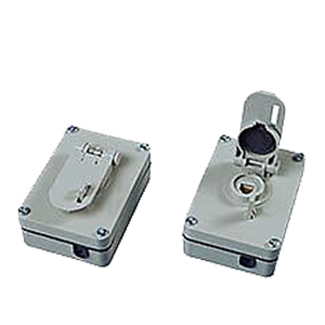 Allen Tel Outdoor Weatherproof Surface Mount Modular Jack - 6P6C