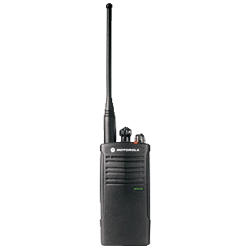 Motorola On-Site 10-Channel UHF Water-Resistant Two-Way Business Radio