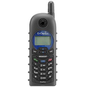 EnGenius Durawalkie Long Range Cordless 2 Way Radio for Durafon-Pro