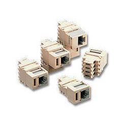Leviton 66 Block Modular Adapter
