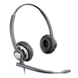 Plantronics EncorePro HW301N Binaural Headset with Noise Canceling