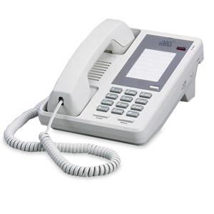 Vertical-Vodavi Standard Single Line Phone