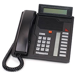 Nortel Meridian M2008 Business Telephone with Display