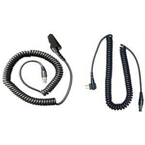 Klein Electronics Inc. Single Pin or Multi Pin Connectors for Titan and Comet Headsets
