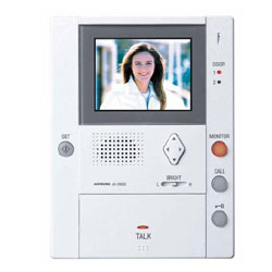 Aiphone Pantilt Color Video Hands-Free Master Monitor