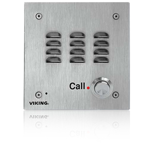 Viking VoIP Entry Phone with Enhanced Weather Protection