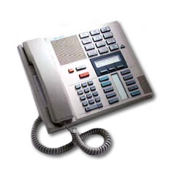 Nortel M7310 Fully Featured Speakerphone with Display