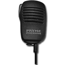 Pryme OBSERVER Quick-Disconnect Light-Duty Remote Speaker Microphone for Motorola x83 Connector TRBO and APX Series