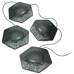 ClearOne MaxAttach Conference Phone Set (1)+ 3 Expansion Units