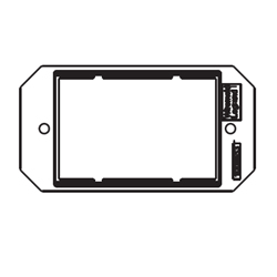 Legrand - Wiremold Device Mounting Plate