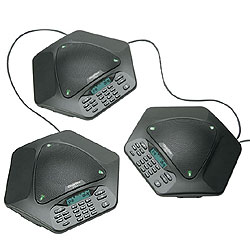 ClearOne MaxAttach Conference Phone (1) + 2 Expansion Units