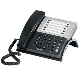 ITT Cortelco 12 Series Basic Single Line Business Telephone with Speaker