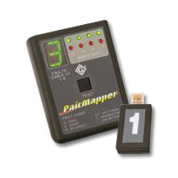 Greenlee PairMapper Twisted Pair Fault Tester with Remote 1