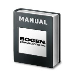 Bogen Speaker Installation Instructions Guide