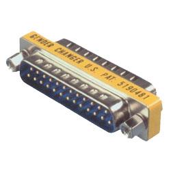 Allen Tel Low Profile Shielded Mini-Gender Changers (15-Pin)