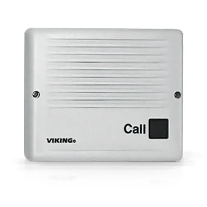 Viking Line Powered Surface Mount Handsfree Entry Phone with Enhanced Weather Protection