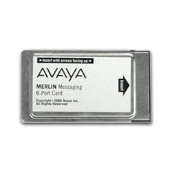 Avaya Merlin Messaging License Card - 6 Ports
