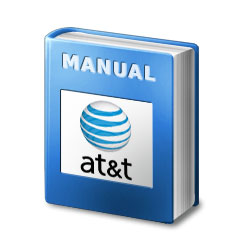 AT&T Merlin 206/410 Administration Manual with FM1