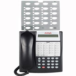 Avaya Partner Desi Paper Strip for Series 2 18D Partner Speakerphone