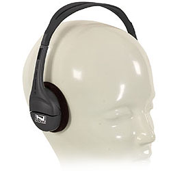 Anchor Audio On-Ear Headphones for Belt Pack Receiver