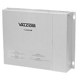 Valcom Power with 6 Zone Talkback Page Control