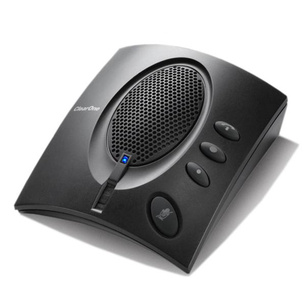 ClearOne CHAT 60-U Personal Speakerphone Optimized For Skype