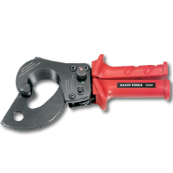 Klein Tools, Inc. Ratcheting Cable Cutter