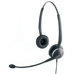GN Netcom GN2125 Flex Dual Headset with Quick Disconnect