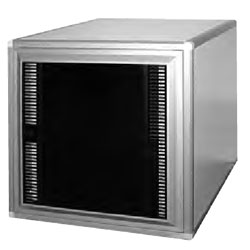 "Chatsworth Products M-Series 28"" MegaFrame Mini Data Cabinet"