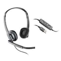 Plantronics Blackwire C220 Binaural Stereo USB Headset