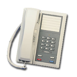 Vertical-Comdial Single Line Phone