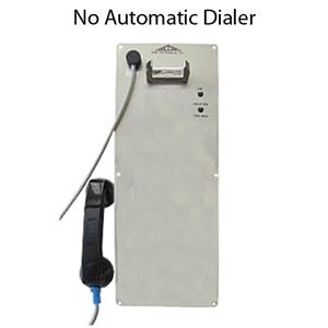 Allen Tel Single Line Ring Down Phone Less Housing - ADA Compliant