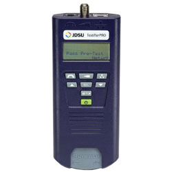 JDSU TestifierPRO Cable Tester with Cable Test Remote