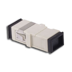 Hubbell SM/MM Fiber Optic  Adapter